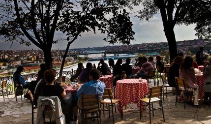 Café Pierre Loti, Istanbul