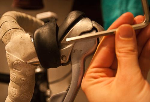 Shimano RSX Schalt-Brems-Hebel