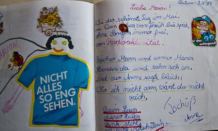 Poesiealbum 1987 - Atomkraft - Nein Danke.