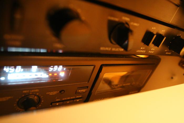 cassettedeck
