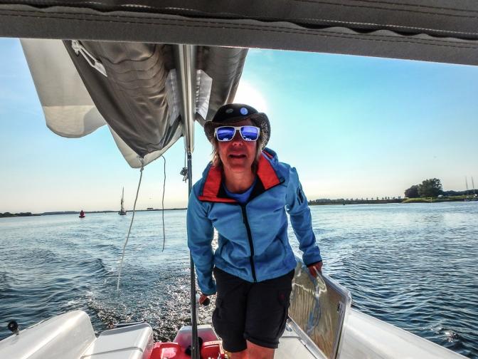 le skipper, c'est moi