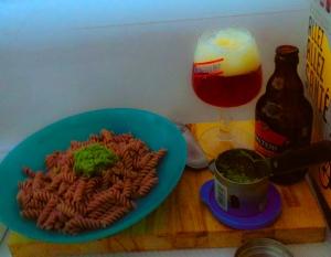 buckwheat pesto