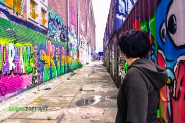 Graffiti Amsterdam Noord
