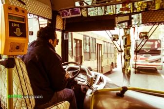 Alejandro - the bus driver