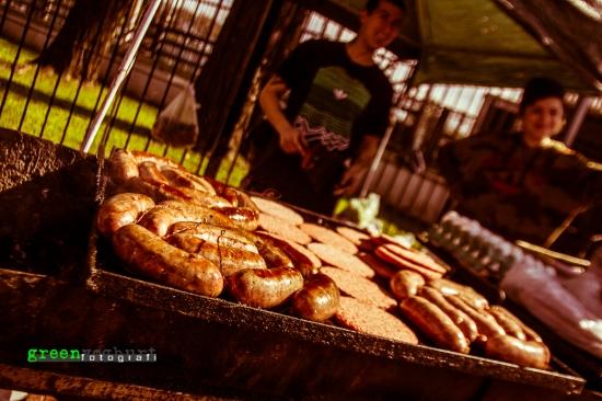 Streetfood - Choripan