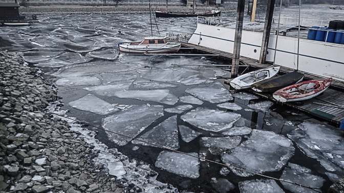 Ice Age 2017 | Mannheim Harbour