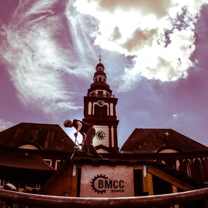 BMCC Mannheim @ MONNEM BIKE / Marktplatz