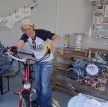 Neggaschdädter Fahrradlenker
