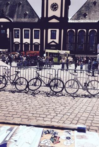 Fahrräder - man gönnt sich ja sonst alles!