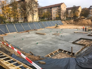 concrete foundation 18NOV2017