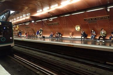 Arts et Métiers, Paris Metro