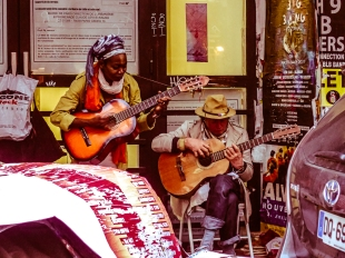 Street Music, Paris