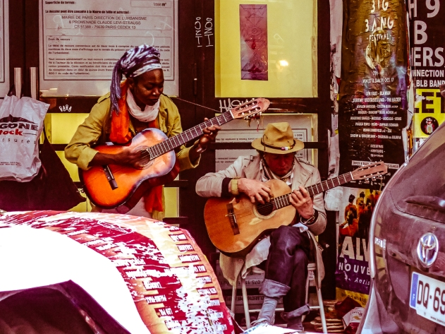 Street Music, Paris