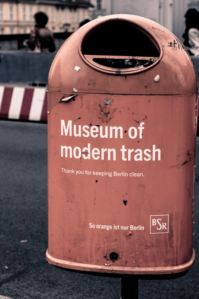 museum of modern trash