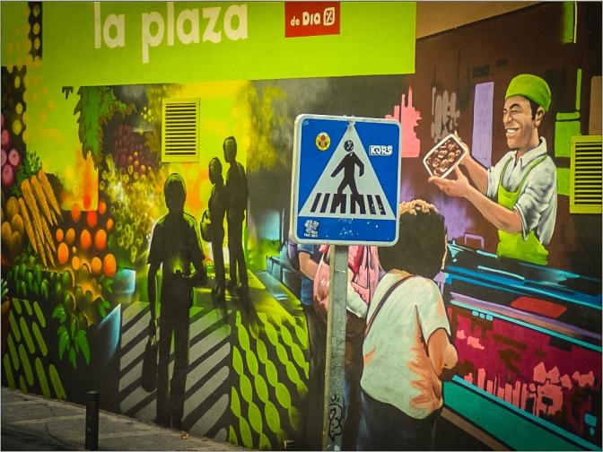 madrid #streetart
