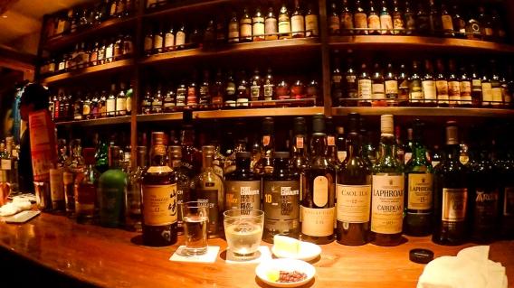 Bar CASK . Kobe . Japan